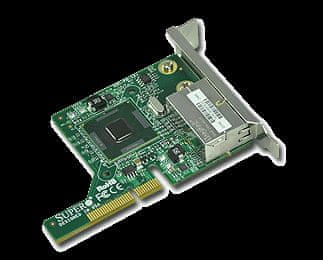 Supermicro mrežna kartica 2port Gigabit Ethernet, low-profile