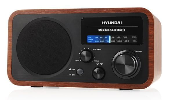 Hyundai PR 309 W, dřevo - II. jakost