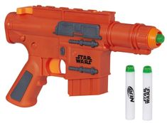 Nerf Star Wars s1 Seal green blaster