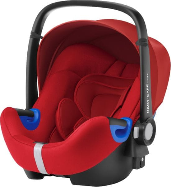 Römer BABY-SAFE i-SIZE 2017, Flame Red