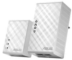 Asus WiFi Powerline Adapter PL-N12 KIT, 300Mbps, kit