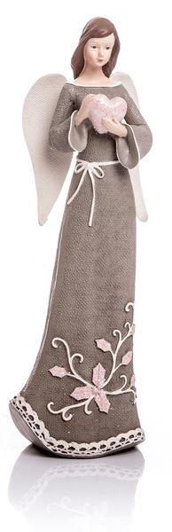 Decorium Anděl Roselo střední šedý