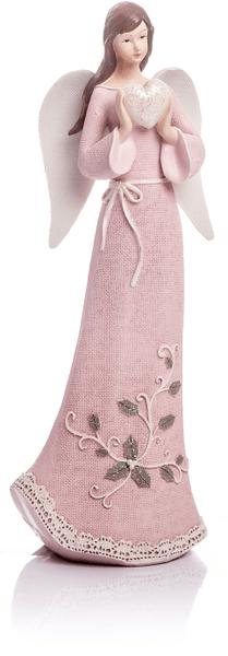 Decorium Anděl Roselo velký růžový