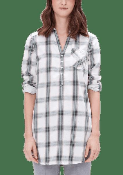 s.Oliver dámská košile 36 smetanová