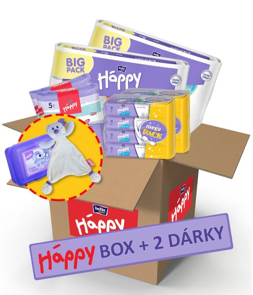 Bella Happy Start Box New Born
