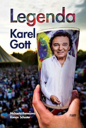 Remešová Michaela, Schuster Roman,: Legenda Karel Gott