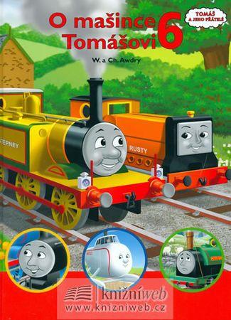 Awdry W. a Ch.: O mašince Tomášovi 6
