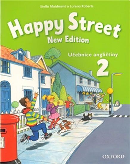 Maidment Stella: Happy Street New Edition 2 Učebnice angličtiny