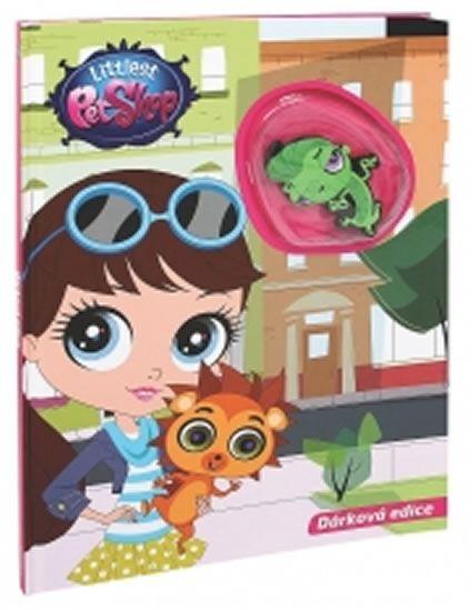 Hasbro: Littlest Pet Shop s hračkou