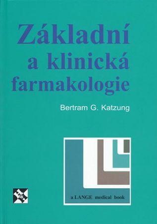 Katzung Bertram G.: Základní a klinická farmakologie