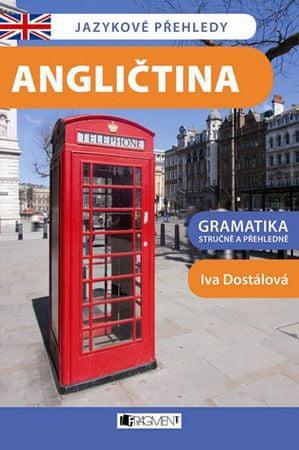 Dostálová Iva: Angličtina - Jazykové přehledy