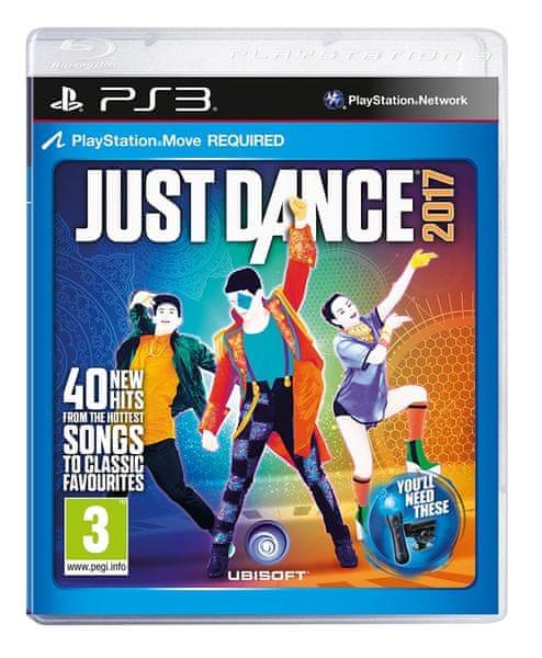 Ubisoft Just Dance 2017 / PS3