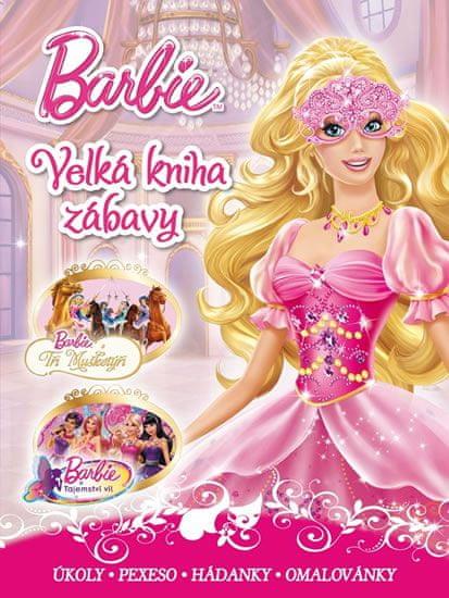 Disney Walt: Barbie - Velká kniha zábavy