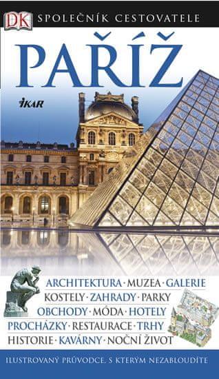 Tillier Alan: Paříž - Společník cestovatele