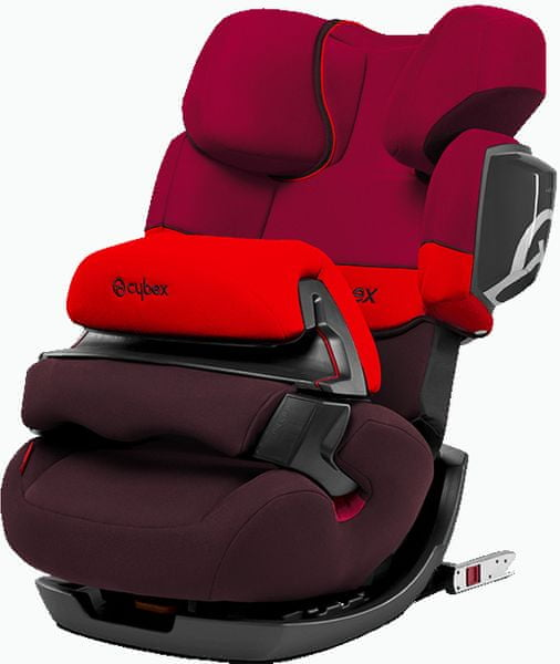 Cybex Pallas 2-FIX 2017, Rumba Red