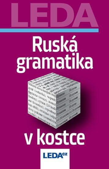 Balcar Milan: Ruská gramatika v kostce