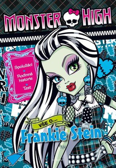 Mattel: Monster High – Vše o Frankie Stein