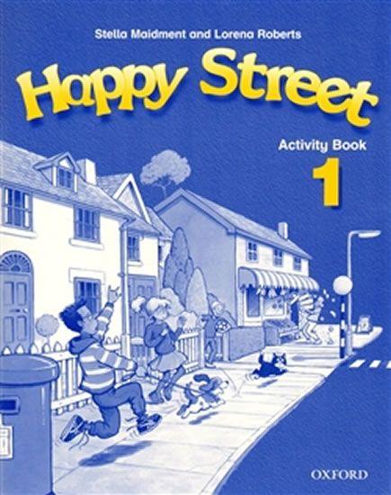 Roberts Lorena: Happy Street 1 Activity Book