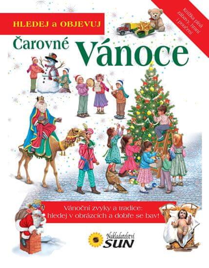 Čarovné Vánoce - Hledej a objevuj