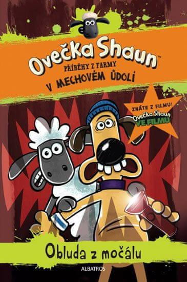 Howard Martin: Ovečka Shaun - Obluda z močálu