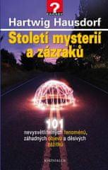 Hausdorf Hartwig: Století mysterií a zázraků