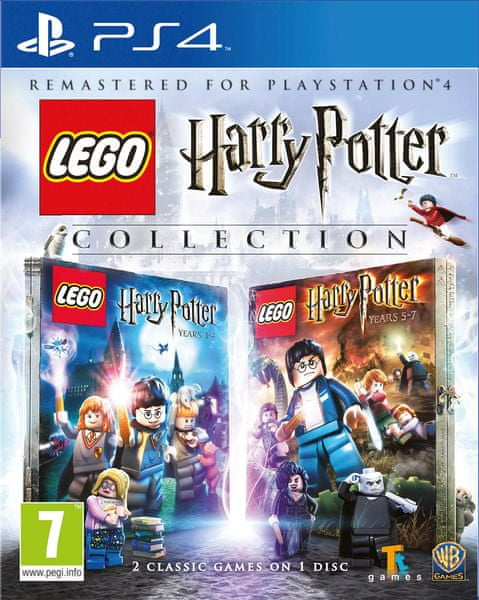 Warner Bros LEGO Harry Potter Collection / PS4
