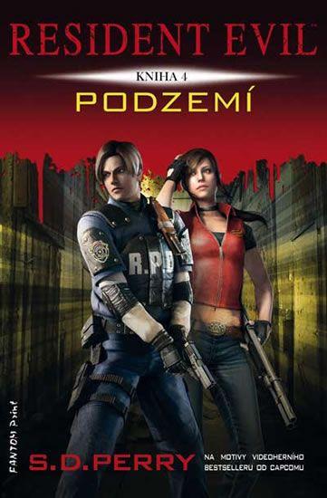 Perry S. D.: Resident Evil 4 - Podzemí