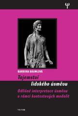 Bäumlová Barbora: Tajemství lidského úsměvu - Odlišné interpretace úsměvu v rámci kontextových modal