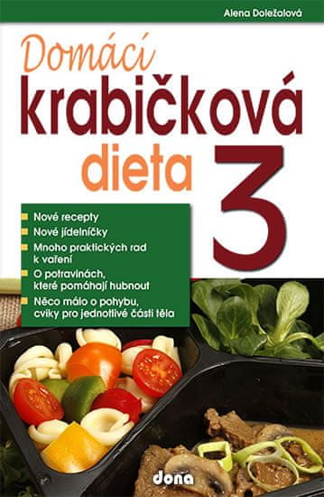 Doležalová Alena: Domácí krabičková dieta 3