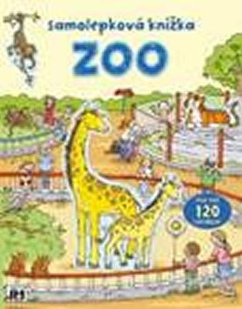 ZOO - Samolepková knížka