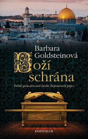 Goldsteinová Barbara: Boží schrána