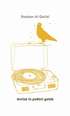 Rodaan Al Galidi: Avtist in poštni golob