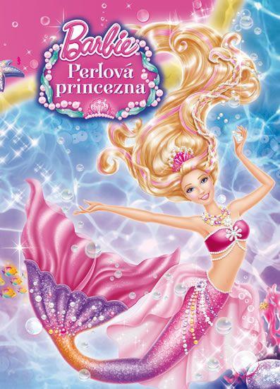 Mattel: Barbie - Perlová princezna