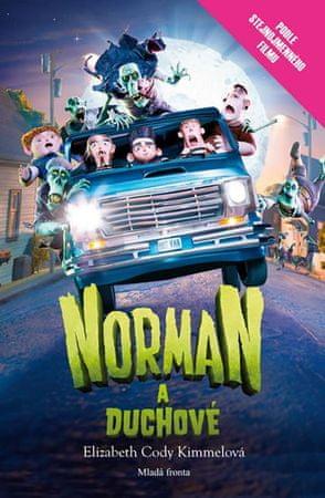 Kimmelová Elizabeth Cody: Norman a duchové