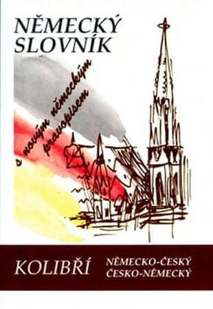 Lesnjak a kolektiv Alena: Německo-český, česko-německý kolibří slovník