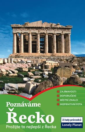 Poznáváme Řecko - Lonely Planet