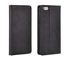 Havana magnetna preklopna torbica za LG K4 K120, črna