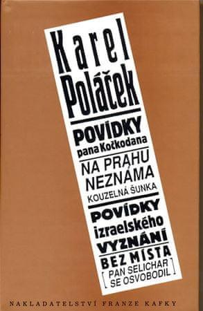 Poláček Karel: Kniha povídek