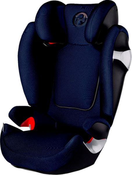 Cybex Solution M 2017, Midnight Blue