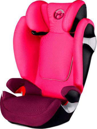 Cybex avtosedež Solution M 2017, Mystic Pink