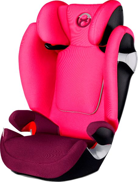 Cybex Solution M 2017, Mystic Pink