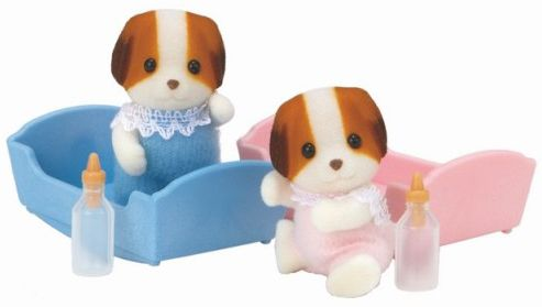 Sylvanian Families Baby kuža