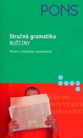Babielovi Renate a Nikolai: Stručná gramatika ruštiny - moderní,přehledná,srozumitelná