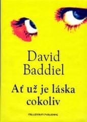 Baddiel David: Ať už je láska cokoliv
