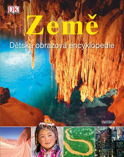 Země - Dětská obrazová encyklopedie
