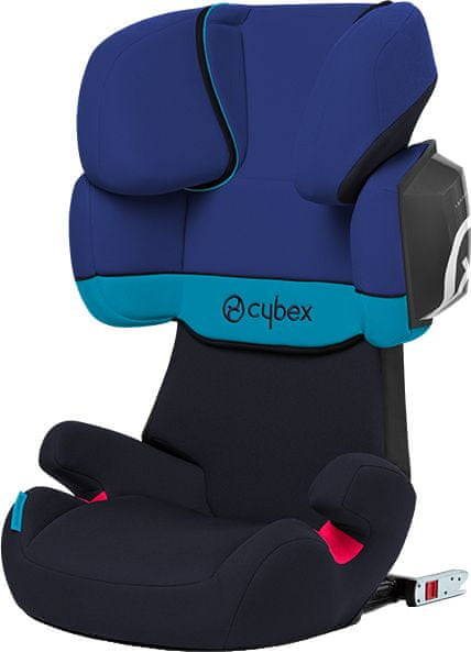 Cybex Solution X2-FIX 2017, Blue Moon