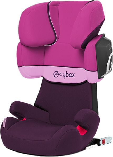 Cybex Solution X2-FIX 2017, Purple Rain