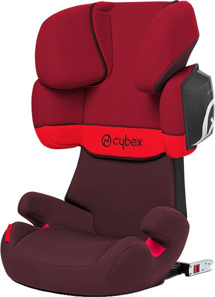 Cybex Solution X2-FIX 2017, Rumba Red