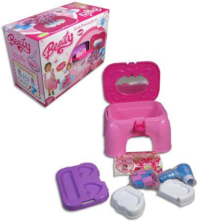 MaDe Kosmetický box 2v1 s příslušenstvím