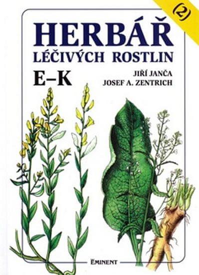 Janča Jiří, Zentrich Josef A.: Herbář léčivých rostlin 2 (E - K)